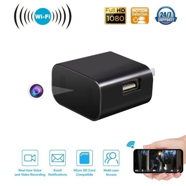 Bộ sạc USB SS Mini Cam
